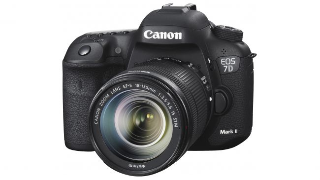 The Canon EOS 7D Mark II