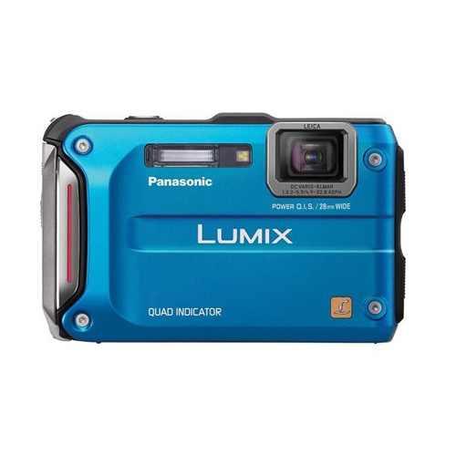 Panasonic Lumix DMC TS-4