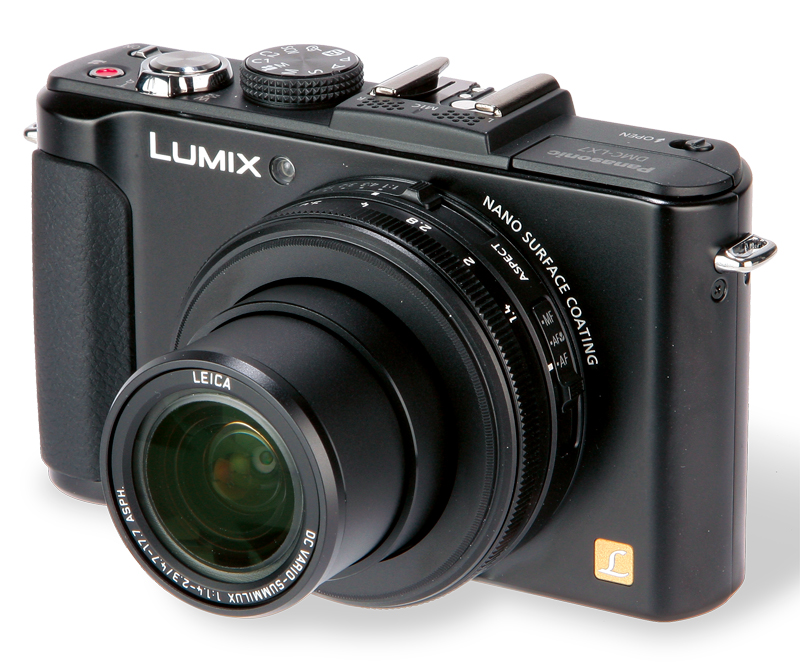 The Panasonic Lumix DMC-LX7
