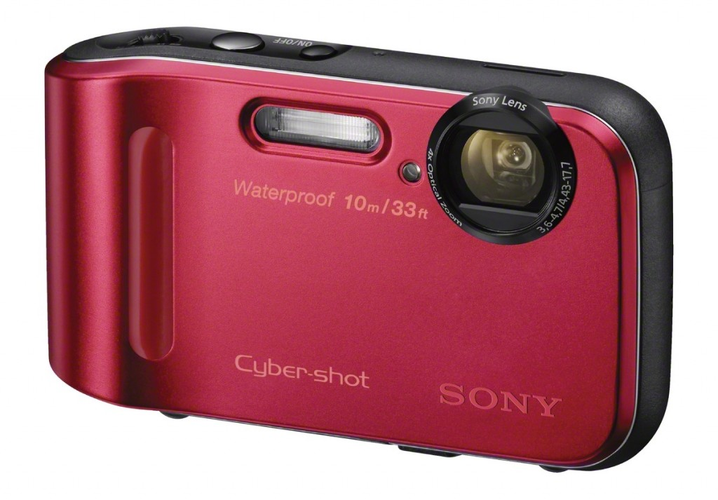 The Sony Cyber-shot DSC-TF1