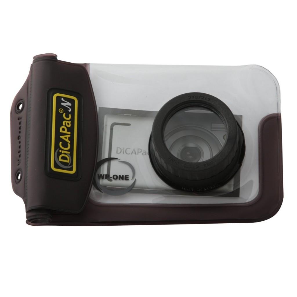 DiCAPac WP-One waterproof camera case