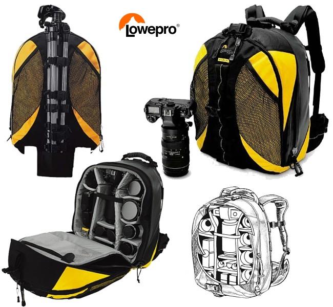 Dryzone 200 waterproof camera bag from Lowepro