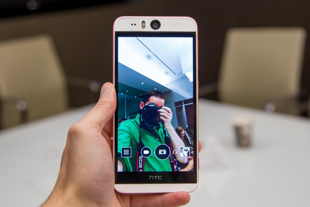 HTC Desire Eye smartphone