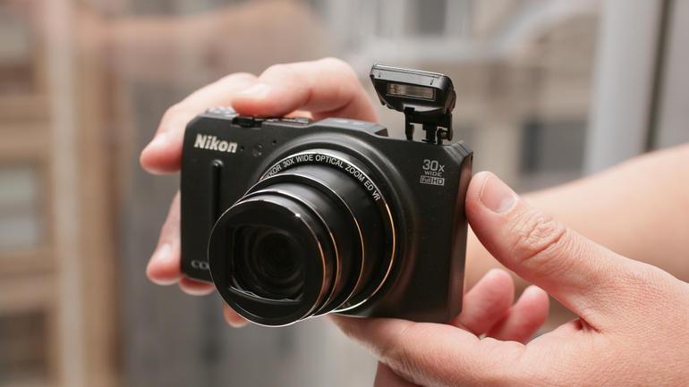 The Nikon Coolpix S9700