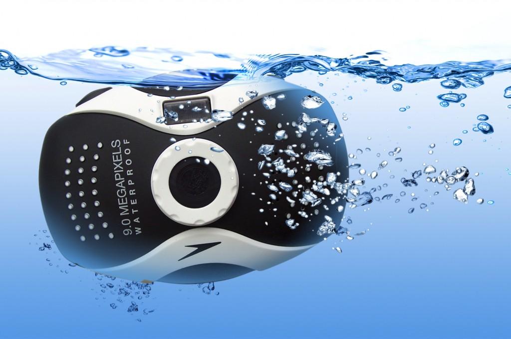 Speedo AquaShot waterproof camera