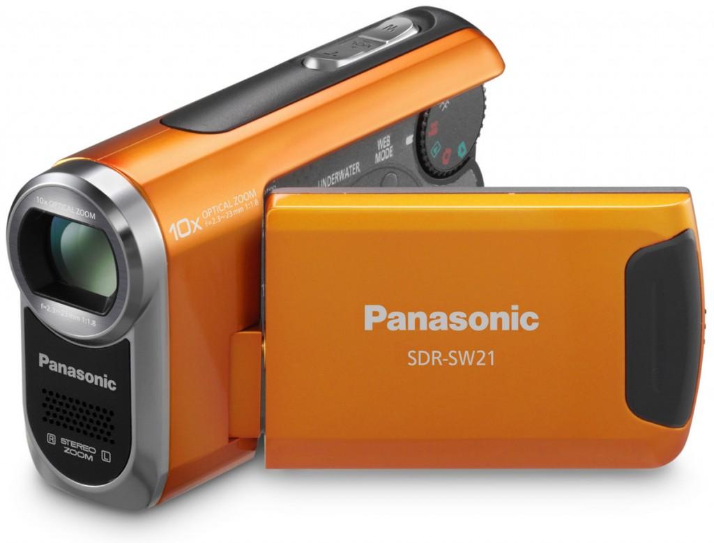 Panasonic SDR SW21