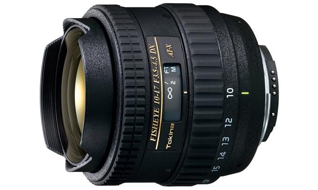 tokina fisheye lens zoom