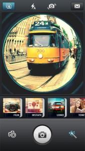 InstaFisheye – LOMO Fisheye Lens app for Instagram