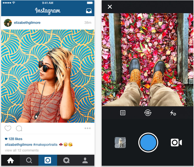 Best Photo Editing Apps for iPhone in 2015: Instagram