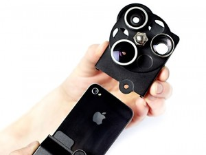iPhone Lens Case