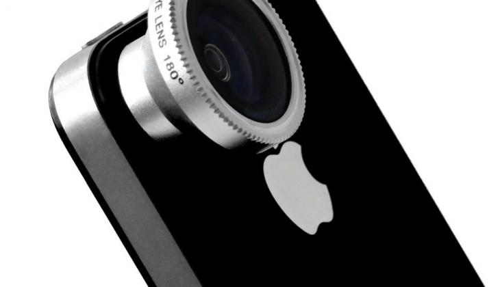 Fun Fisheye Lens for iPhone + App Reviews