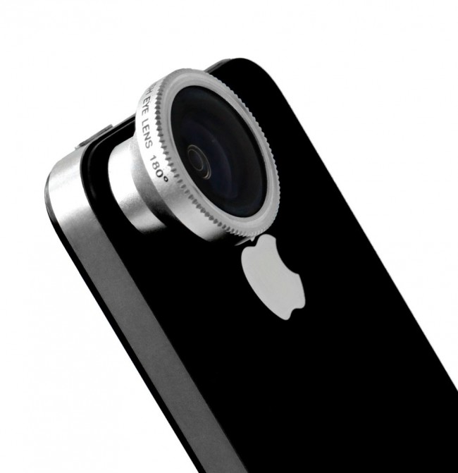 fisheye lens for iPhone