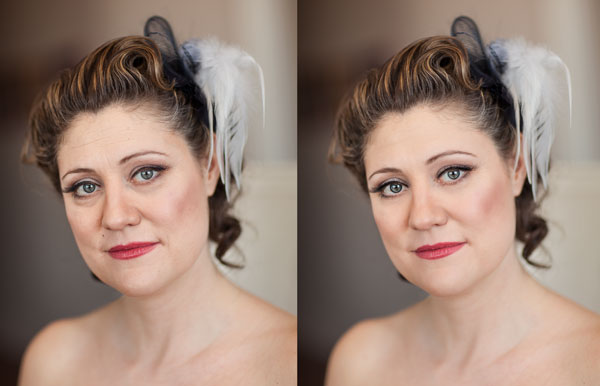 photo retouching tutorial for skin