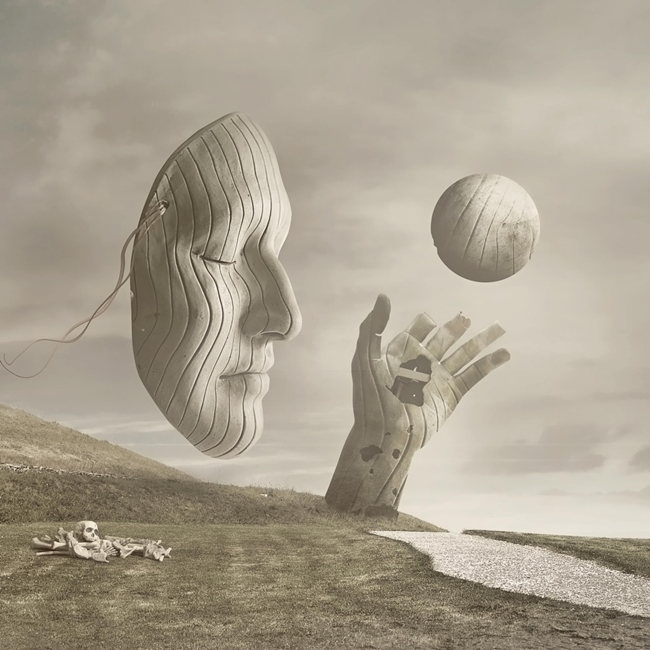 Photo Manipulation bt Amandine van Ray aka Miraccoon