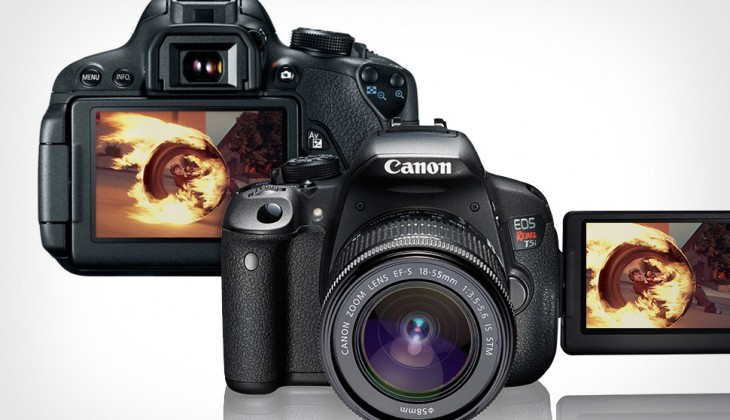 Canon EOS Rebel T5i Review