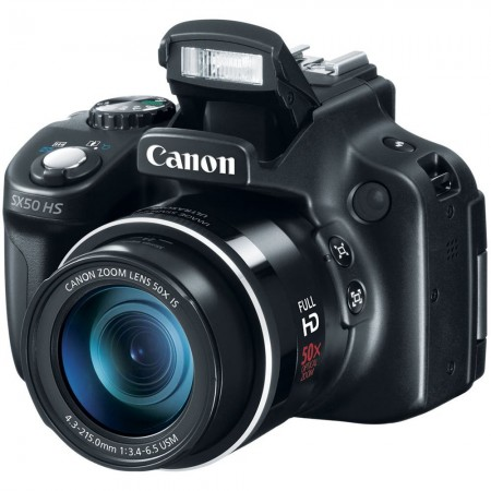 canon power shot sx50 hs