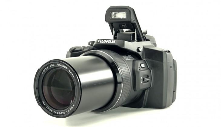 fuji finepix s1 bridge camera