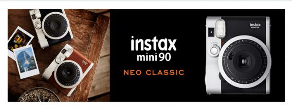 fujifilm instax mini 90 neo classic line