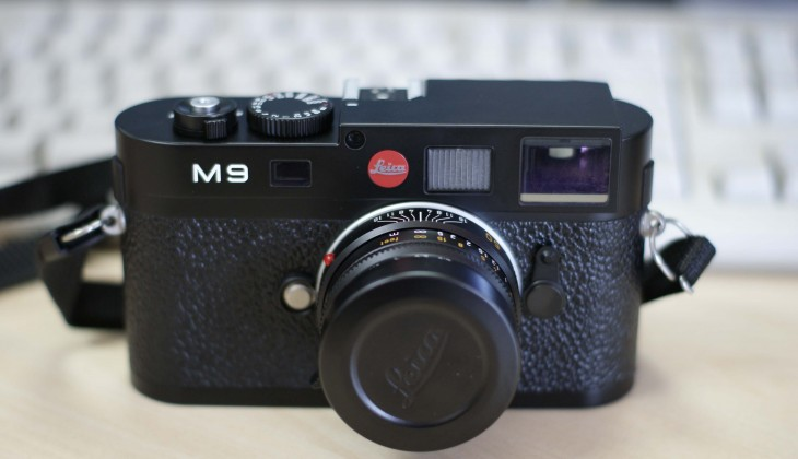 best lecica digital camera on the market Leica m9