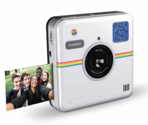 Polaroid Socialmatic Instant Film Camera