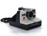 polaroid one step sx-70 instant film camera