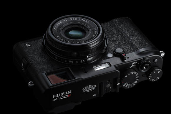 fujifilm x100s black firmware