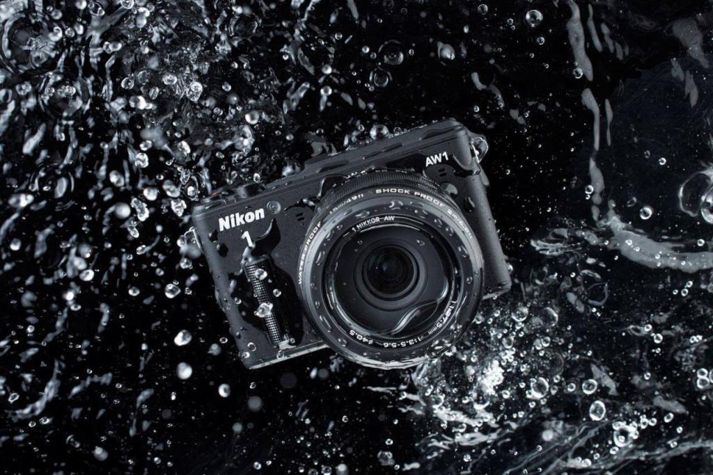 underwater camera Nikon 1 AW1