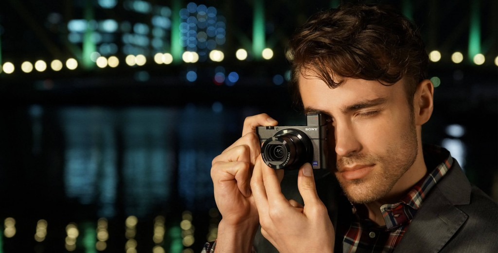 Shooting photos with the Sony RX100 III digital camera