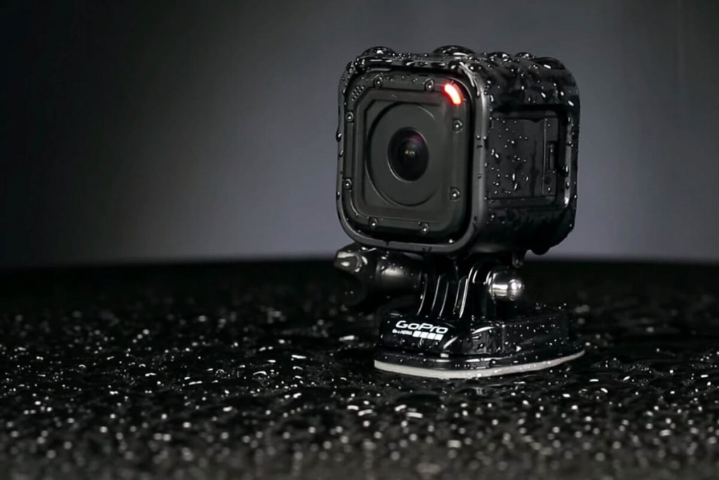 Hero4 Session  underwater camera