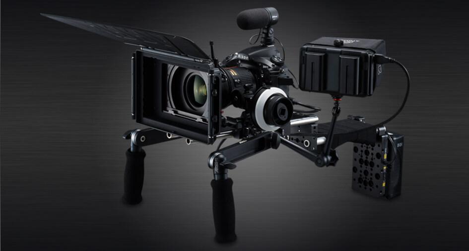 Nikon d810 filming setup