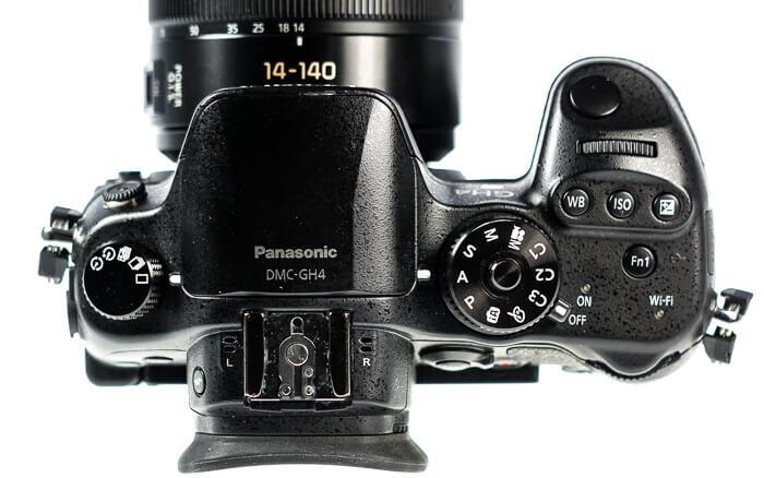 Image of Camera controls