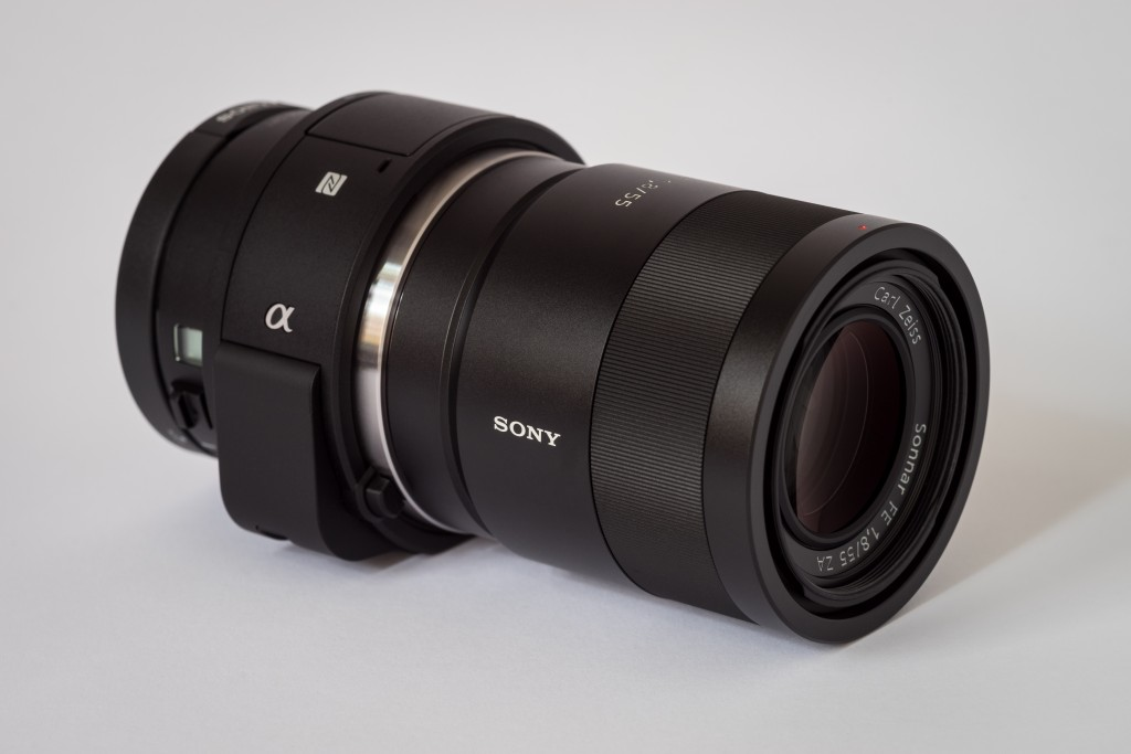 best interchangeable lens camera from Sony