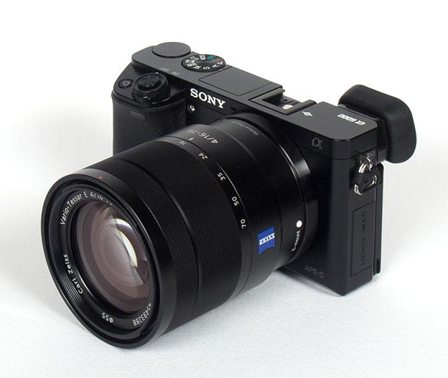 Sony Vario-Tessar T E 16-70 mm