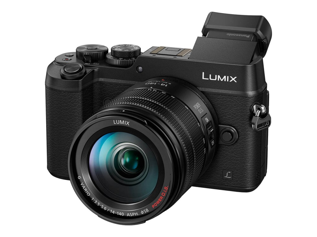 panasonic low end mirrorless camera