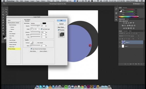 Photoshop tutorials for beginners layers