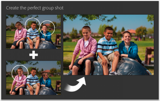 How to Combine Multiple Similar Images