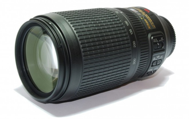Nikkor AF-S DX VR 55-200mm f4-5.6G IF-ED