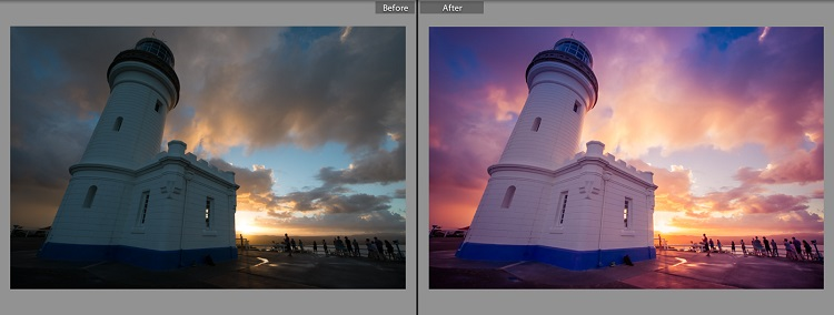 lightroom plugins lighthouse edit