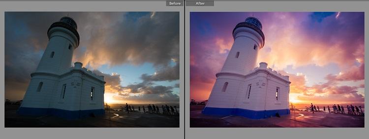 lightroom plugins lighthouse edit