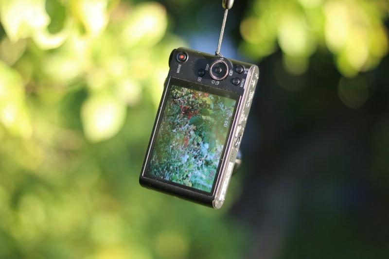 image of a digital camera