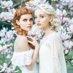 portrait of two women pastel colors beart presets