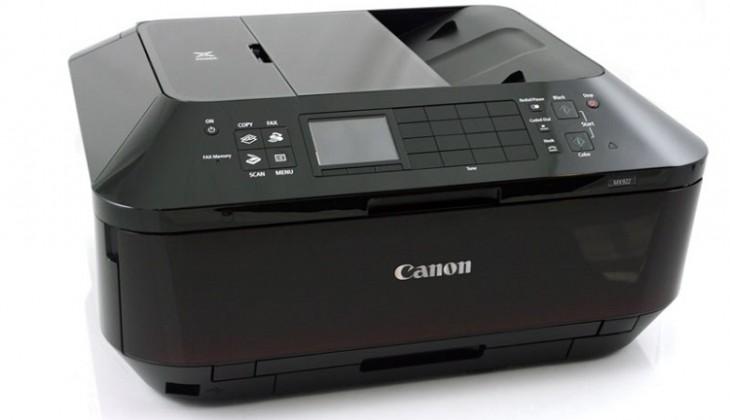 black Canon Pixma MX922
