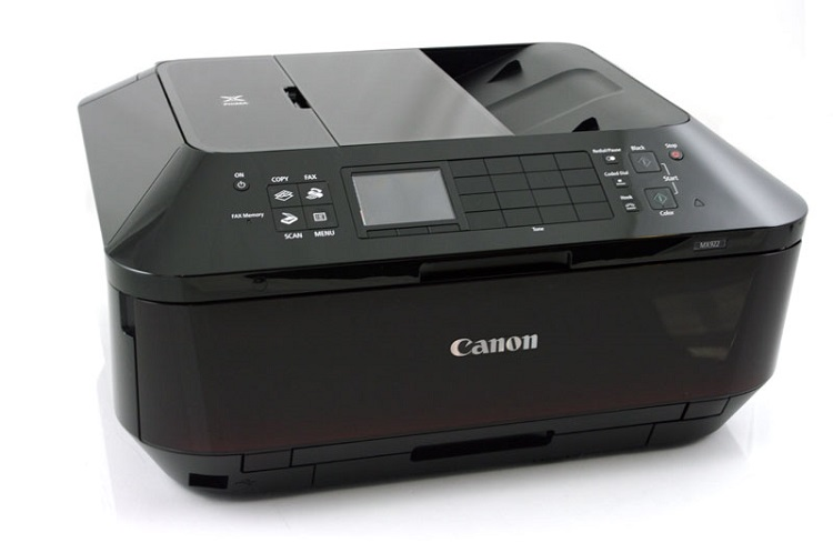 black Canon Pixma MX922