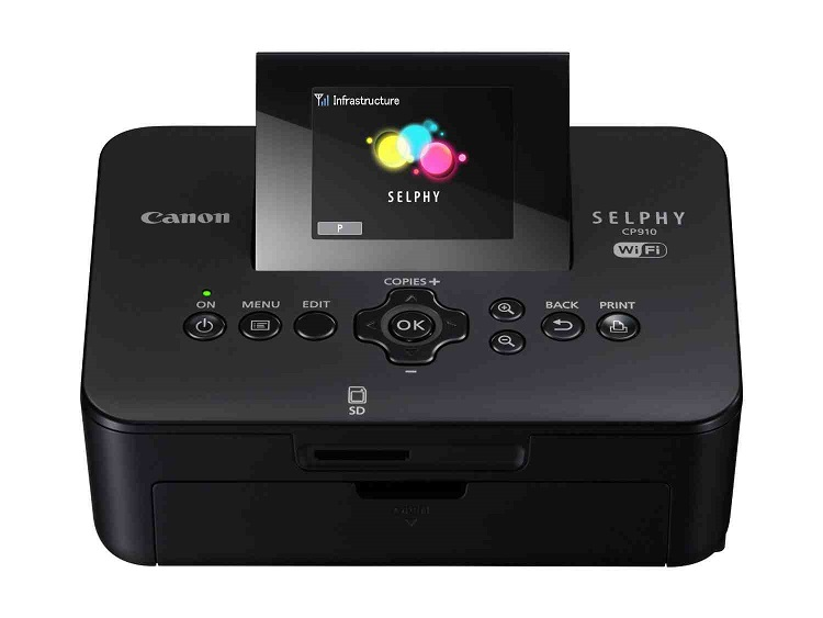 Canon Selphy CP910 printer