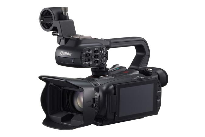 Canon XA20 camcorder
