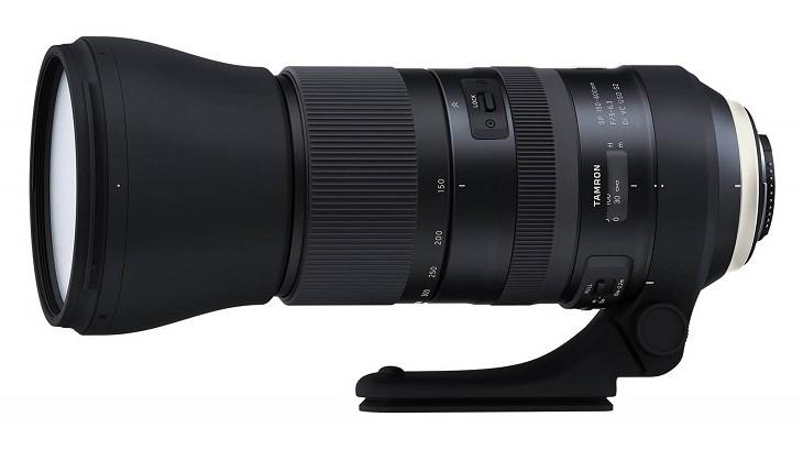 Tamron SP 150-600mm F/5-6.3