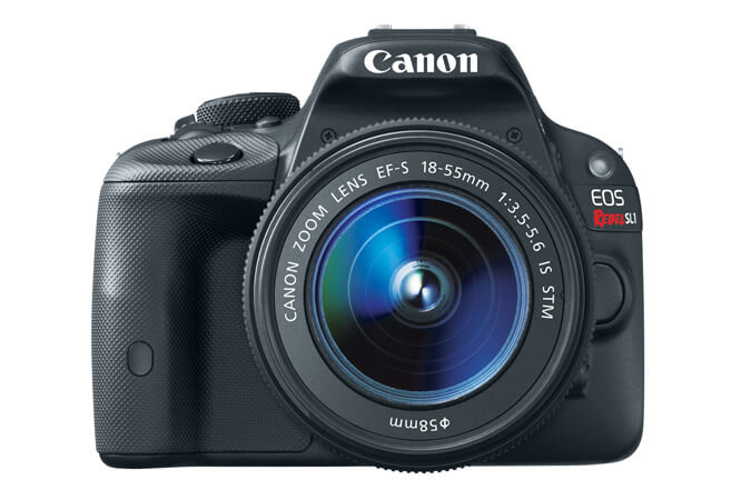 Canon SL1 Rebel SLR