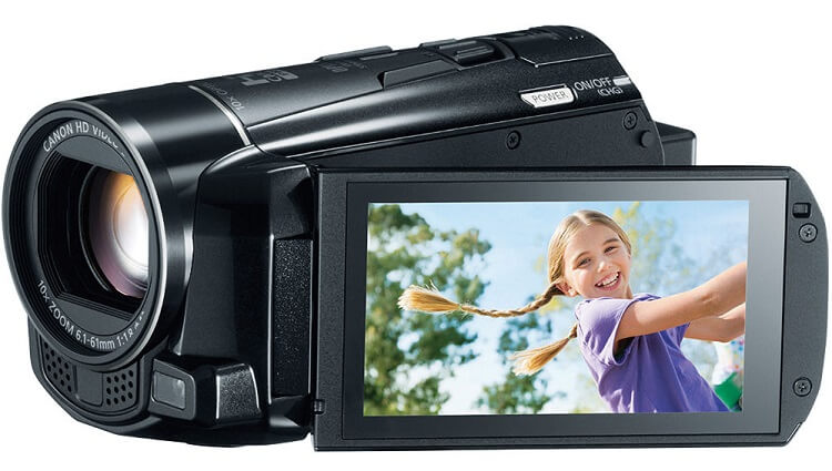 Canon VIXIA HF R500 Digital Recorder