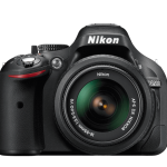 Nikon D5200 product photo