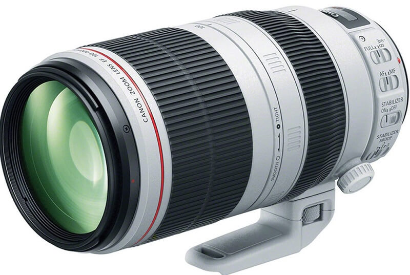 Canon EF 100-400mm f/4.5-5.6L product photo